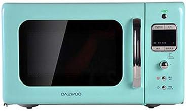 L.BAN Microondas Touch Control con función Eco Zero Standby, 800 W, 20 litros, Azul