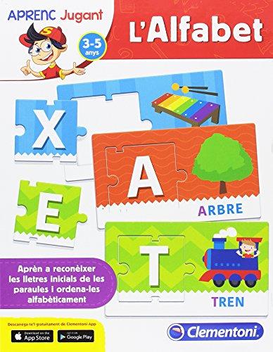 Clementoni - Aprender el abecedario (65577.9)