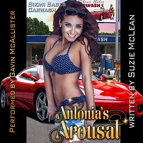 Antonia's Arousal audiobook cover art