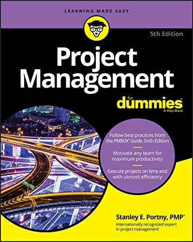 Project Management For Dummies (For Dummies (Lifestyle)) (English Edition)