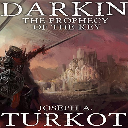Darkin audiobook cover art