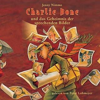 Charlie Bone und das Geheimnis der sprechenden Bilder Titelbild