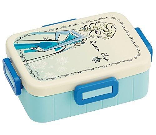 4-point Lock Lunch Box 650ml Frozen Line Art Disney by...
