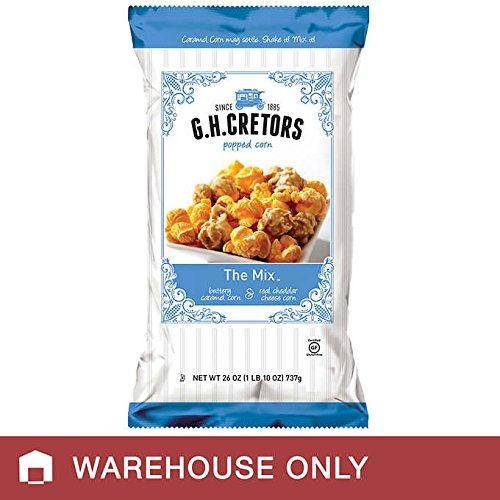 Best Bargain G.H. Cretors Popcorn, 26 oz (pack of 6)