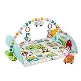 Fisher-Price - Activity City Gym To Jumbo Play Mat (Mattel GJD41)