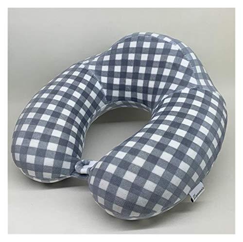 HZMM Neck pillow Neck Pillow U-shaped Pillow Travel Memory Foam Lunch Break Pillow (Color : 10)