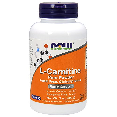 L-Carnitine 100% Pure Powder 3 oz
