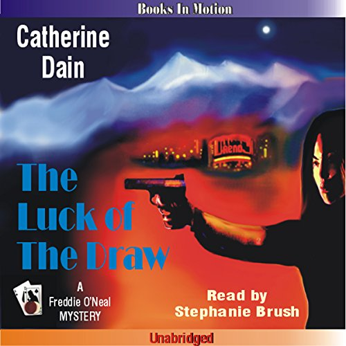 The Luck of the Draw audiobook cover art