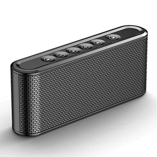 Retro draadloze luidspreker Aanraakbediening Luidspreker Handleiding Speler Mini Beste Bluetooth-gebruikte luidspreker Draagbaar huis Buiten