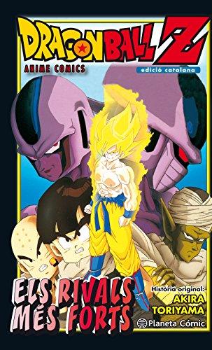 Bola de Drac Z Els rivals més forts (Manga Shonen)