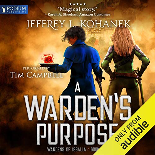 A Warden's Purpose  By  cover art
