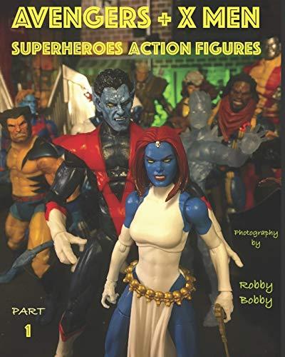 AVENGERS + X MEN: SUPERHEROES: 1 (ACTION FIGURES)