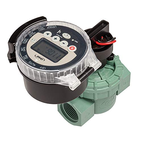 Orbit Battery Operated Sprinkler Timer with Valve (57860)