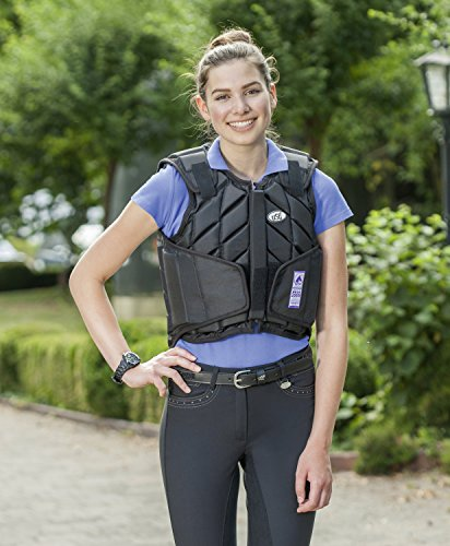 United Sportproducts Germany USG USG USG Body Protector Eco-Flexi Adult Black - M - Clear, Unisex, USG0490