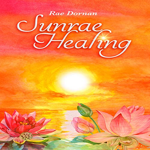 SunRae Healing audiobook cover art