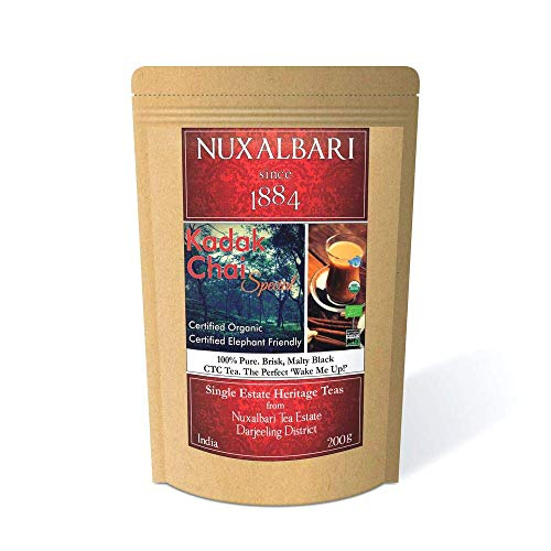 Nuxalbari Organic Kadak Chai Special 200g