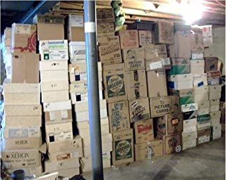 BASEBALL CARD STORAGE UNIT AUCTION FIND ~ INVESTMENT LOT OF 100 CARDS LOADED WITH STARS & ROOKIES!!
