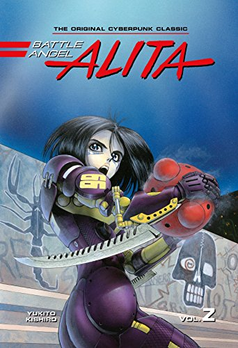Battle Angel Alita Deluxe 2 (Contains Vol. 3-4)