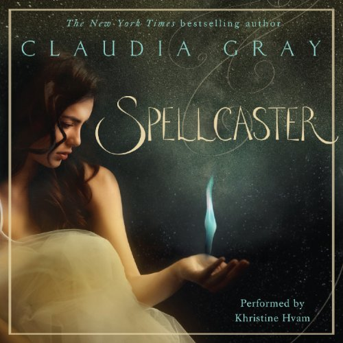 Spellcaster audiobook cover art