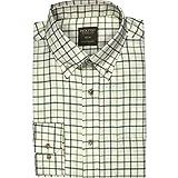 Jack Pyke Countryman - Camisa de Cuadros - Verde - XXL