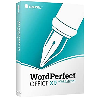 Wordperfect Office X9 for PC