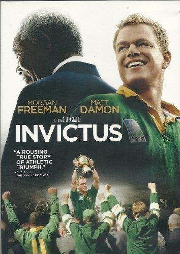 INVICTUS (DVD MOVIE) by MORGAN FREEMAN