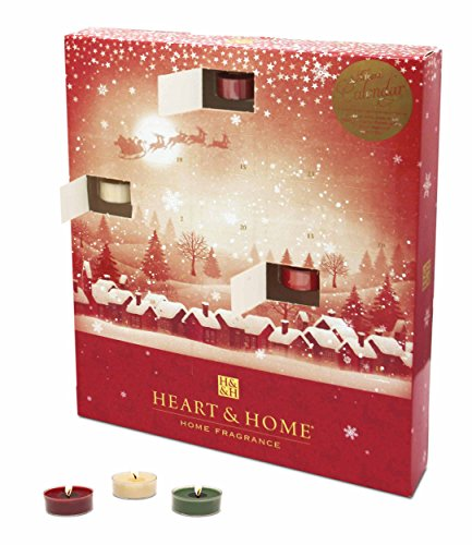 Tealight Candle Advent Calendar