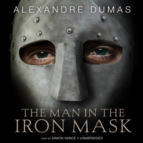 The Man in the Iron Mask Titelbild