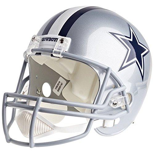 Riddell Dallas Cowboys Officially Licensed VSR4 Full Size Replica Football Helmet