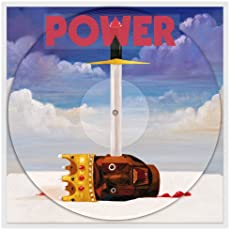 """POWER [12\\"""" Picture Disc]"""