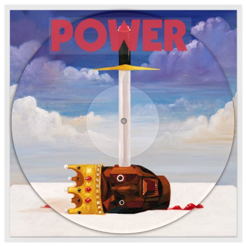 "POWER [12"" Picture Disc]"