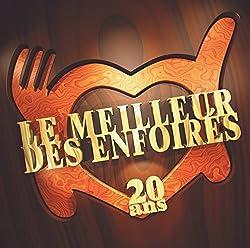 Le Meilleur Des Enfoirés 20 Ans (2 CD)