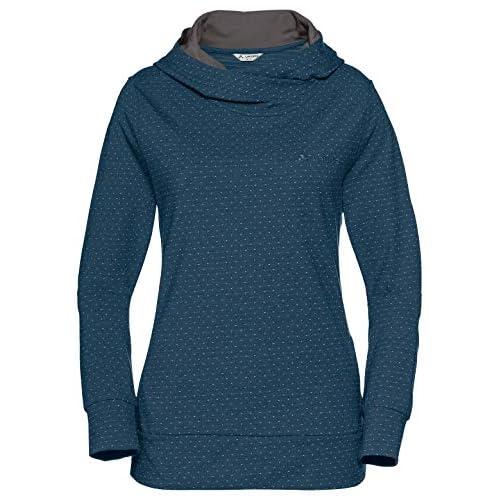 51 RaJ+1IML. SS500  - VAUDE Women's Tuenno Pullover Sweatshirt