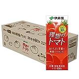 伊藤園 理想のトマト 30日分BOX (紙パック) 200ml ×30本