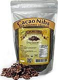 PNM Cacao Nibs Raw Organic, Keto Cocoa Beans (16 oz / 1 Pound)