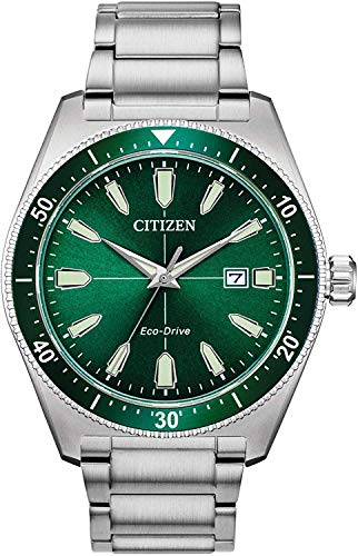 Citizen Watches AW1598-70X Brycen Silver Tone One Size