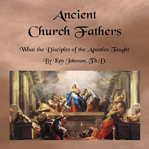 Ancient Church Fathers audiobook cover art