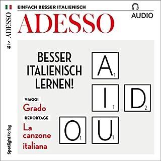 ADESSO Audio. 5/2018 Titelbild