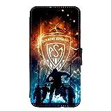 Carcasa con Tapa para iPhone 5C, diseño de Rugby Clermont Fury
