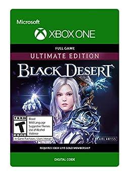 black desert ultimate