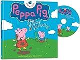 Livre-CD Peppa-Pig 'Le grand splach' (LIVRES CD)