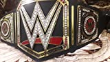 GT PRO WWE World Heavyweight Wrestling Championship Replica Cinturón de cuero 51length