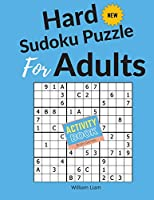 Hard Sudoku Puzzle 3*4 puzzle grid Brain Game For Adults (Activity Books)