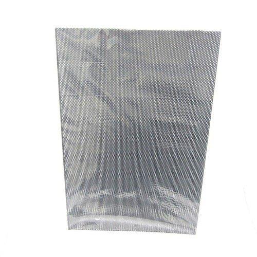 アルミパンチング板 A−8 200×300 ブラック