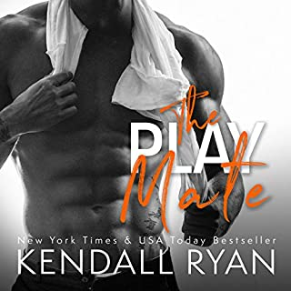 The Play Mate audiobook cover art