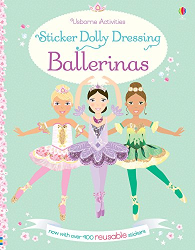 Sticker Dolly Dressing Ballerinas: 1