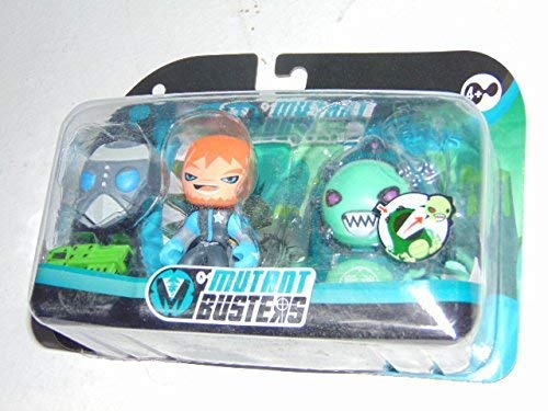 Mutant Busters Action Pack. Sheriff and Cracon (Famosa) (700012997)