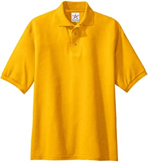 Star and Stripes Premium Polo Shirts Durable Plain Work wear Polo Shirt