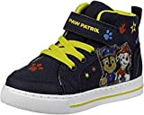 Nickelodeon Boys' Paw Patrol Sneakers - Chase Marshall High-Top Running Shoes (Toddler/Little Kid), Size 12