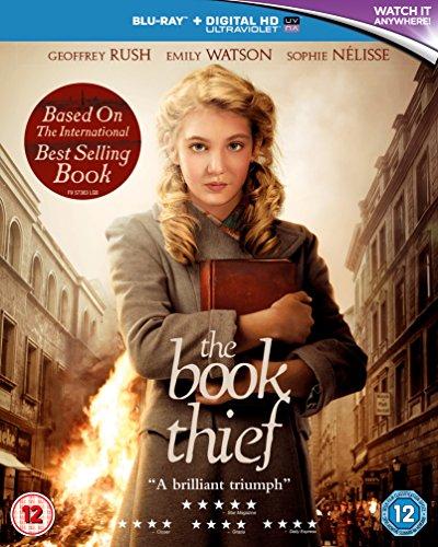 BOOK THIEF [Blu-ray]